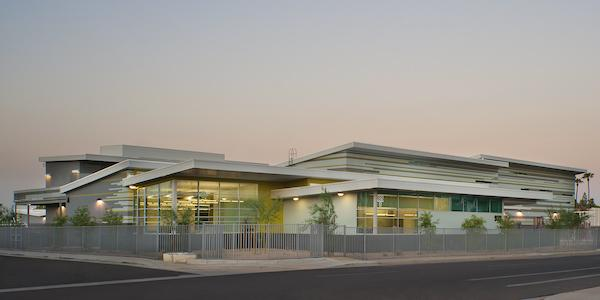 The Madison Traditional Academy in Phoenix.