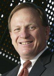 Non physician finalist Bob Meyer of Phoenix Children's Hospital.
