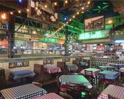 Portillo's specializes in Chicago-style hot dogs and Italian beef, but also offers made-to-order salads, dessert and beer.