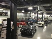 The museum, located inside the mall, is slated to open in mid February and will have 35 to 50 vintage cars.
