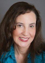 Health care education finalist Debbie Polisky of Words & Health.
