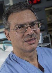 Researcher/innovator finalist Julio Rodriguez of Arizona Heart Institute.