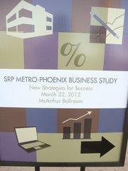 The 2011 SRP Metro Phoenix Business Study.