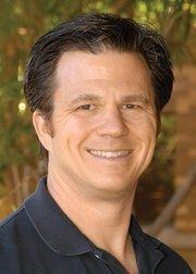 First responder finalist John Tobin of the Mesa Fire Department.