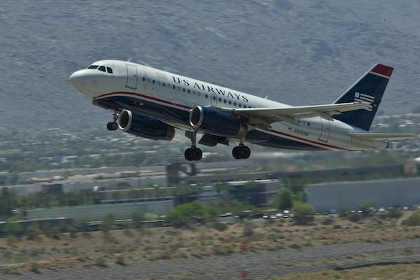 US Airways plans to merge with American Airlines by the end of the year.