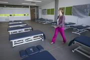 Kathleen Ganley is an associate professor for NAU and     director of the Phoenix-based portion of the physical therapy program.