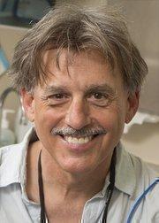 Dental finalist Earl Weisbrod of CASS Dental Clinic.