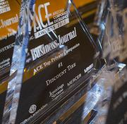 The ACE Awards are given to the top private companies in Arizona.