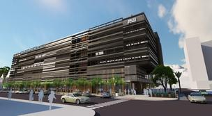 The $54.5 million College Avenue Commons will be located on the corner of 7th Street and College Ave. in Tempe.