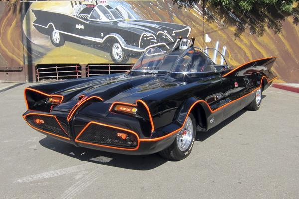 The original Batmobile is among the top draws for the upcoming Barrett-Jackson Classic Car Auction in Scottsdale.