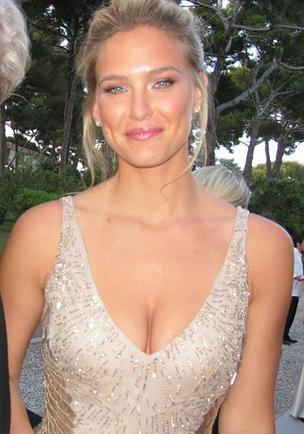 Supermodel Bar Refaeli will be featured in a Go Daddy Super Bowl ad Feb. 3.