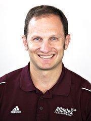 Athletes' Performance CEO Dan Burns.
