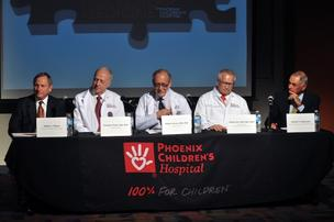 From left to right: Robert