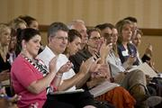 The Nonprofit Business Summit featured eight breakout sessions.