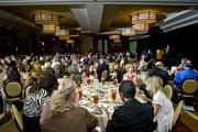 More than 500 people attended the Nonprofit Business Summit Tuesday at the Sheraton Phoenix Downtown.