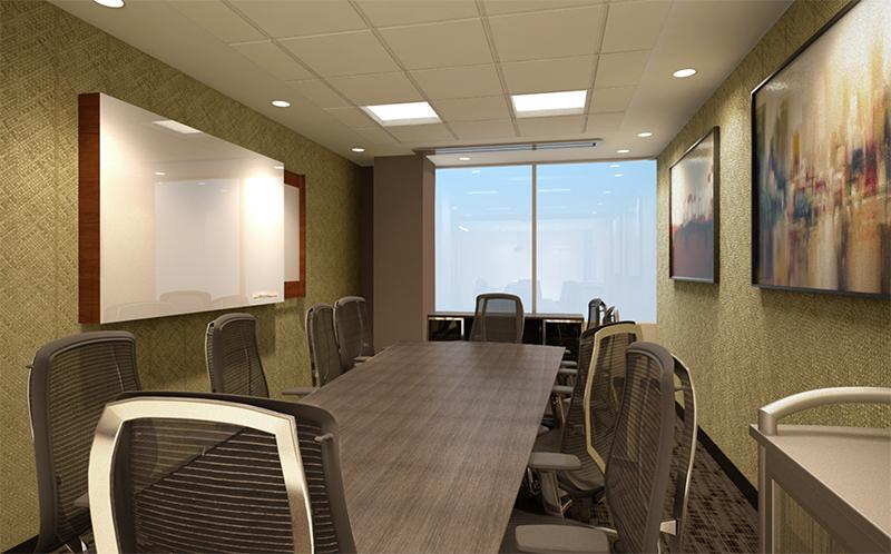 Briarcliff Leases Floor To Regus Kansas City Business Journal