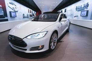 Tesla Motors Inc. will open a new store July 13 at Scottsdale Fashion Square Mall. It will show off the new Model S.