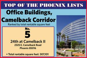 The 10 largest office buildings in Phoenix