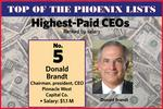 Top of the Phoenix lists: Highest-Paid CEOs