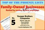 The Top 5 family-owned businesses in Arizona