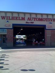 Wilhelm Automotive's shop in Peoria. The company recently began franchising, with its first franchise location set to open at the Scottsdale Airpark in December.
