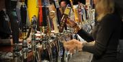 World of Beer will have 58 beers on tap in Tempe and offer hundreds of bottled beers.