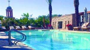 A pool at the Fairmont Scottsdale Princess.