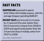 Shopping centers ramp up for Black Friday