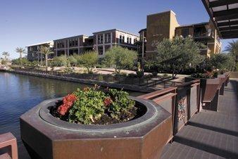 The SouthBridge development in Scottsdale, Ariz.