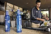 Victor Madril, a bartender at Westin Kierland Resort & Spa in Scottsdale, earned a business management degree at ASU, with a minor in recreation management, through the resort's tuition reimbursement program.