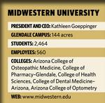 Midwestern University marks 15 years in Glendale, plans expansion