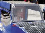 Giffords a solar hero: Tucson congresswoman lauded for renewable energy efforts