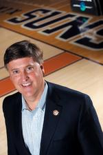 Phoenix Suns President Brad Casper resigns after less than one year on the job