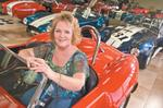 Roadster joining the Race: Dealership donating classic <strong>Shelby</strong> Cobra to help raise funds for charity