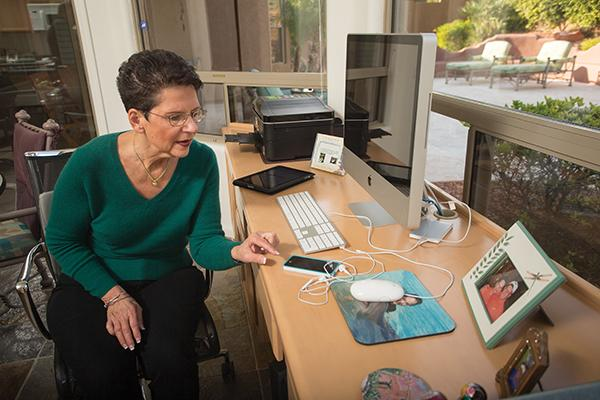 Bobbi Moss, senior vice president and general manager of Govig & Associates, has found that employees are searching for perks beyond compensation, including working from home.