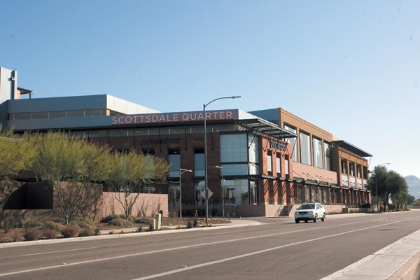 The Scottsdale Quarter may soon land either a Bloomingdale's or Nordstrom.