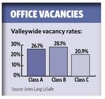 Agents speculate about office rebound when market improves
