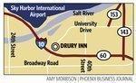 Drury acquires Radisson near Sky Harbor airport, changes name