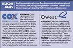 Cox, Qwest continue battle of pricing plans