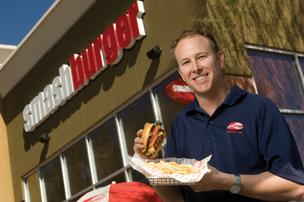 Kurt Riske, brand manager for local Smashburger franchisee Sunwest Burgers LLC, plans to take an even bigger bite out of the Phoenix market.