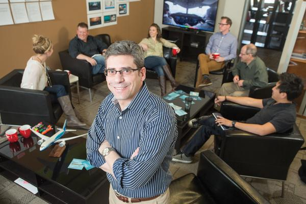 Matt Silverman, the Phoenix managing director for R&R Partners, said the agency saw a 32 percent gain in its billings for 2012 compared with a year ago.