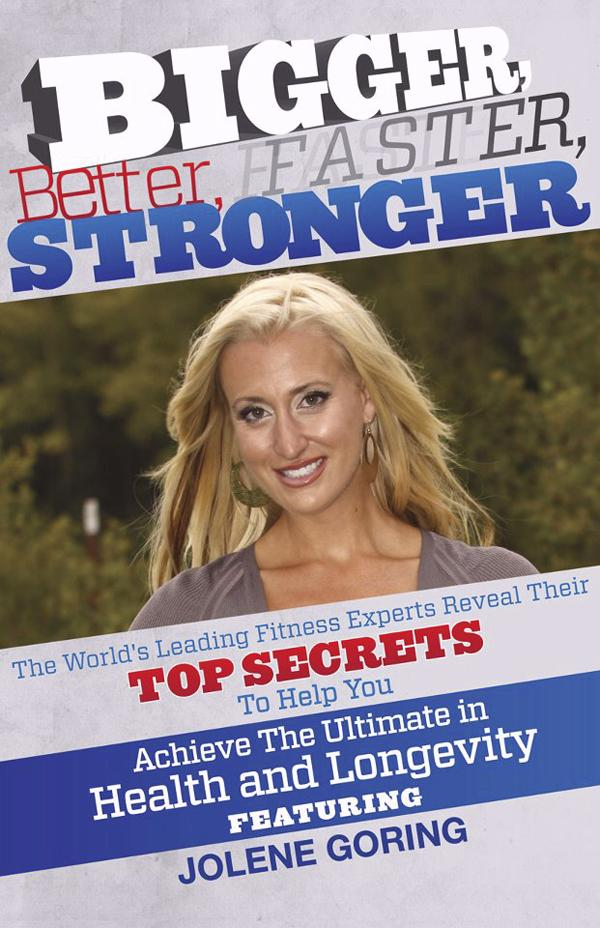 Geo-Fit employee Jolene Goring has penned a book of tips and advice about living healthy.