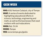 Tempe expands Geeks' Night Out for this year's SciTech Festival