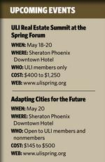 ULI  event speakers to include influential Valley real estate players