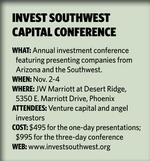 Five AZ companies to present at Invest Southwest next week