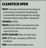 Cleantech Open seeking volunteers, greater presence in Arizona
