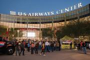 A Carl's Jr. is coming to the US Airways Center in Phoenix.
