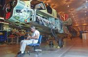 Boeing Co. could be one of the many Arizona aerospace and defense companies affected by budget cuts slated for later this year. The company makes helicopters in Mesa.