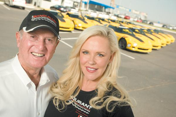 Patricia Bondurant said her husband, Bob Bondurant, hadn't thought about a succession plan for the Bondurant School of High Performance Driving until she asked him about it. Now, they have a strategy to take the business into the future.
