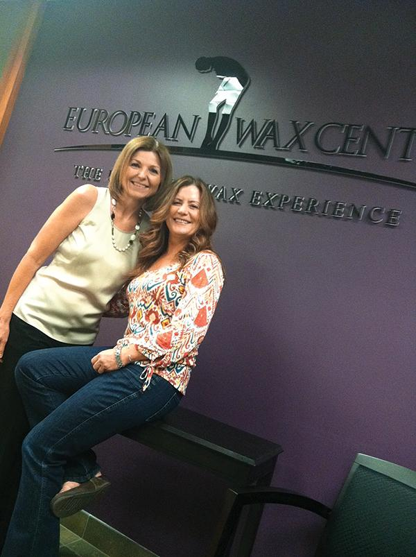 Traci Swanson, left, and Amy Berberich of Encore Cos. LLC are taking a more hands-on approach to their massage and wax businesses.